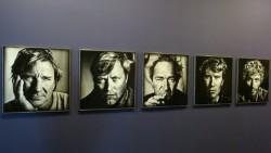 "Maud Bernos/ ""les Rencontres d'Arles 2014"", Serie ""Blue Eyes"""