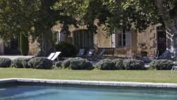 La Garance en Provence, Luberon, by: Castel-Franc.com