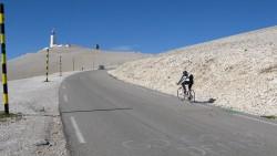 Tour de France 2013/ Mont Ventoux, ©: castel-franc.com