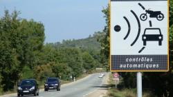 Vorwarnung zur Radarkontrolle in Frankreich