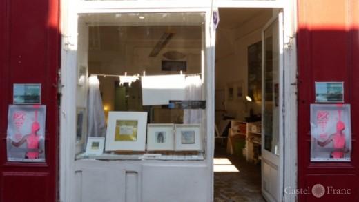 Atelier de Gravure, Gabi Wagner, Marseille - by: Castel Franc/ Provence