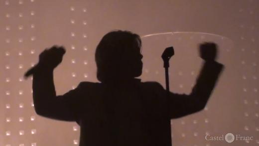 Benjamin Biolay en concert,