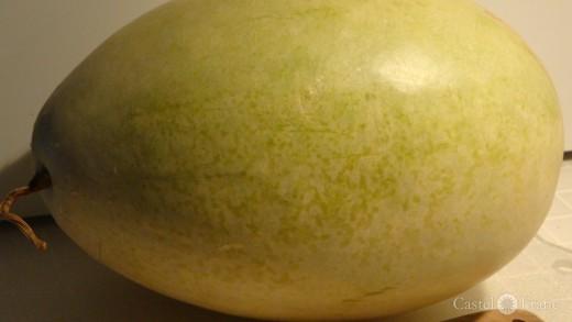 ganze Frucht einer reifen Méréville