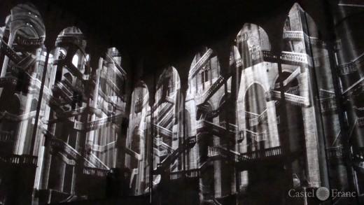 """""""Les Luminessences d' Avignon"""", by: Castel Franc/ Provence"""