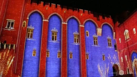 """""""Les Luminessences d' Avignon"""", präsentiert von Castel Franc/ Provence"""