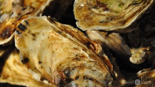 Austern aus Bouzigues