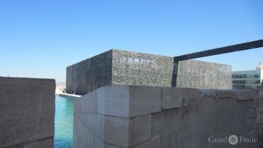MuCEM Marseille, ⓒ: Castel Franc, Provence/ castel-franc.com
