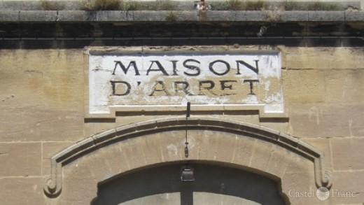 Maison d'Arret, Avignon, La Disparation des Luciols