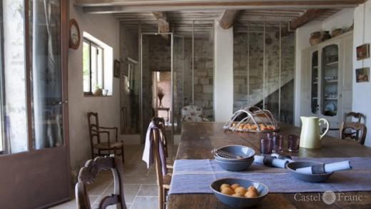 La Garance, Chambre d'hôtes, Cuisine; by: castel-franc.com/shop