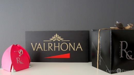 Chocolat Valrhona chez Patisserie Rouget, by: Jörgen Kipp