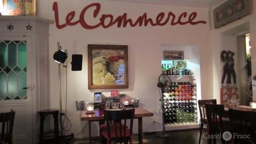 """Salon du Restaurant chez """"XA"""", Saint Rémy, Provence"""