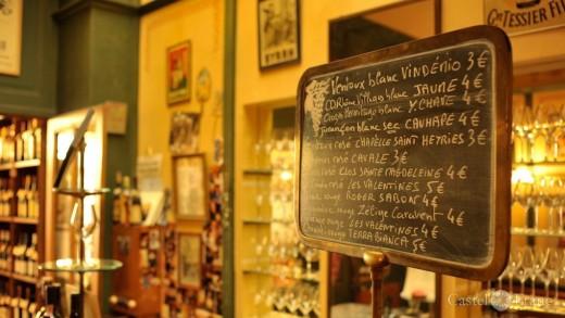 """les vins du """"Caveau de la Tour"""" in L'Isle-sur-la-Sorgue"""
