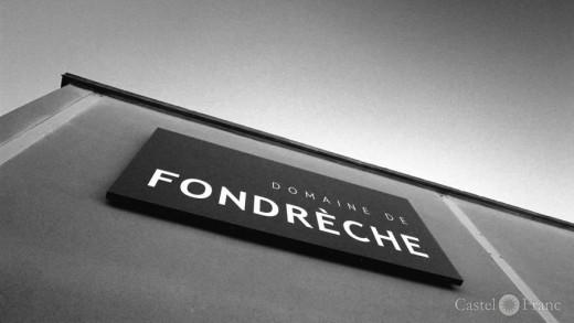 Domaine de Fondrèche, Mazan; presenté par: Castel Franc, Provence