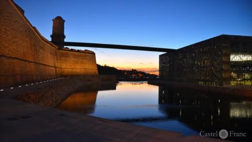 MuCEM Marseille, presentée par: castel-franc.com