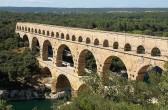 "Pont du Gard, zu: ""Via Domitia"", by: Jörgen Kipp (Castel Franc/ Provence)"