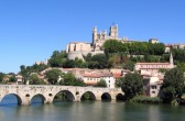 "Béziers, zu ""Via Domitia"", by: Castel Franc/Provence; Jörgen Kipp"