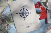 Carnet de Voyage zum Selberbasteln, copyright: Castel Franc, Velleron, Provence