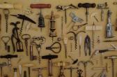 La collection des tires-bouchon, Domaine de la Citadelle, Ménerbes