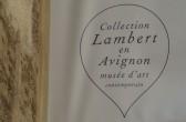 Logo der Collection Lambert, Avignon - Foto: Castel Franc, Provence