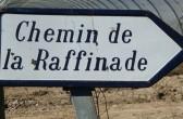 Wegweiser bei Velleron/ Südfrankreich, von: Castel Franc, Provence