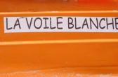 """""""La Voile Blanche"""" -École de voile et Location, Baie de Cavalaire"""
