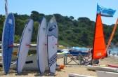 SUP-, Segelboot- und Meereskayak im Verleih, Gigaro, Côte d'Azur