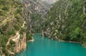 Lac du Sainte Croix vers Gorges du Verdon, Foto: Benh LIEU SONG