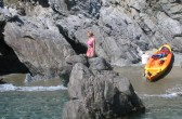 Kayak de Mer, Mittelmeer; Foto: Castel Franc, Provence
