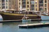 Marseille, vieux port; by: Castel Franc/ Provence
