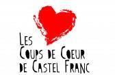 """Logo """"Coup de Cœur"""", ©: Castel Franc, Provence / Anne Rieck"""